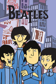 The beatles comic cartoon 457795 t0
