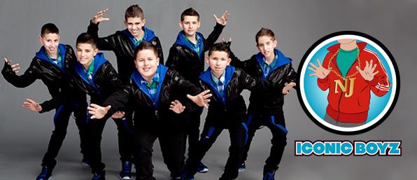 ICONic Boyz - America's Best Dance Crew Wiki  Iconic