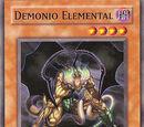 Demonio Elemental