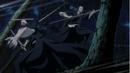 Ikkaku fights against his Reigai.png