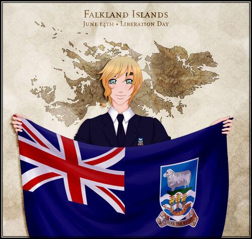 Free Comic Book Day France: Benjamin Kirkland (Falkland Islands)