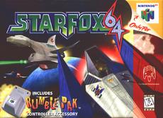 N64 StarFox64 NA1