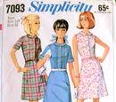 Simplicity 7093 A
