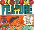 Feature Comics Vol 1 35