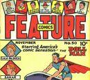 Feature Comics Vol 1 50