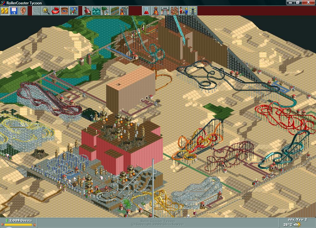 Buy RollerCoaster Tycoon World