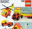 740 Basic Building Set