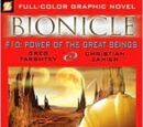 BIONICLE Graphic Novel 10: Power of the Great Beings