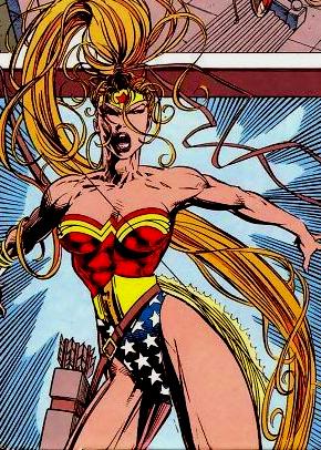 Artemis of Bana-Mighdall | Dc comics, Artemis, Marvel dc