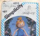 Simplicity 6313 B