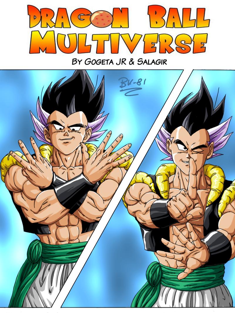 Gotenks (Universo 16) - Dragon Ball Multiverse ...
