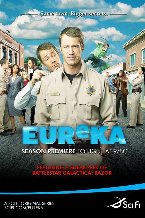 Eureka Serie