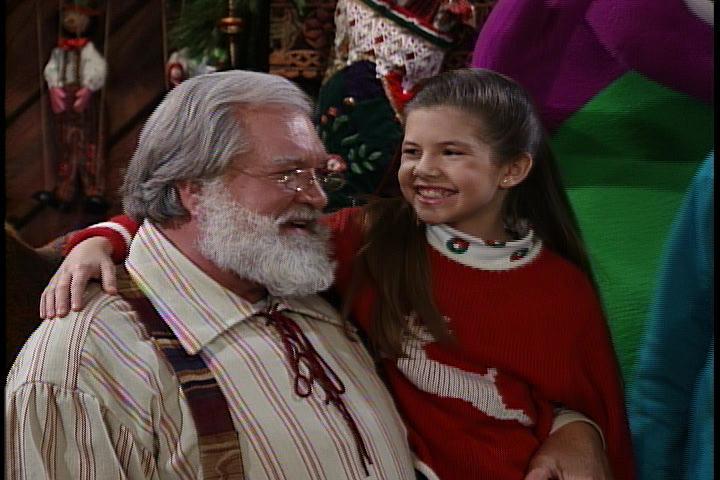 Look Into Santa S Book Barney Wiki