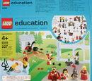 Märchen- und historische Minifiguren Set 9349