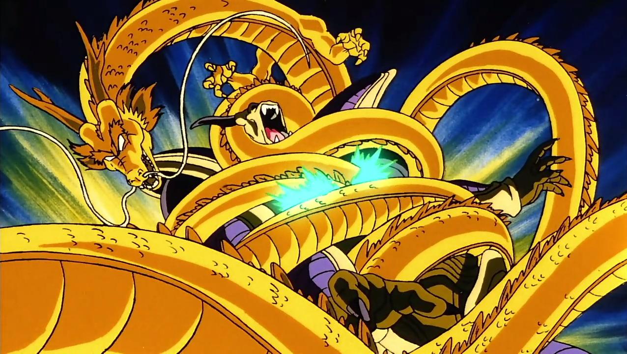 Budokai 3 dragon fist