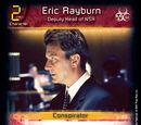 Eric Rayburn - Deputy Head of NSA (1E)