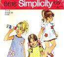 Simplicity 8618 A