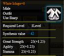 White Ichigo