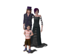 Goth family (DarkSuicune2000)