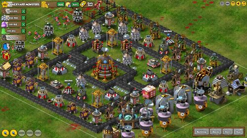 backyard monsters inferno review pc online backyard monsters inferno