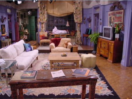 Monica 39 S Apartment Friends Central Tv Show Episodes