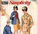 Simplicity 6290 B