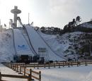Pyeongchang (Alpensia Jumping Park HS109)