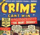 Crime Can't Win Vol 1 4