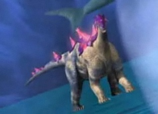 Jobaria/Armor - Dinosaur King