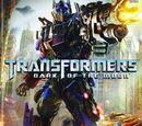 Transformers: El lado oscuro de la Luna: El Videojuego