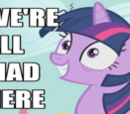 My Little Pony: Friendship is Degrassi Wiki