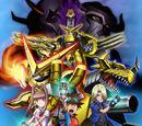Digimon batalhas por fusões