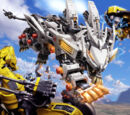 Zoids releases