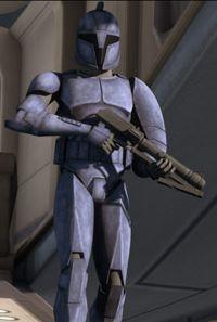 senate commando - the clone wars