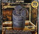 Flash Grenade (DBG card)