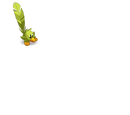 Piotín verde
