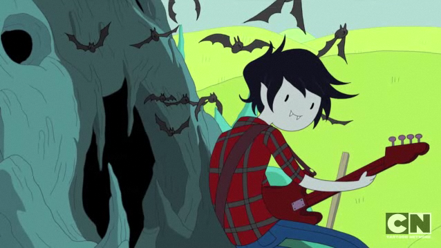Marshall Lee - The Adventure Time Wiki. Mathematical!