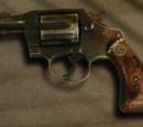 .38 Detective Revolver