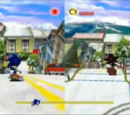 Sonic Adventure 2 stages