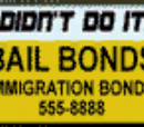 I Didn't Do It Bail Bonds