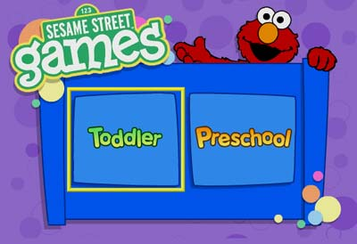 Sesame Street Games Channel - Muppet Wiki