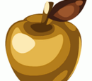 Golden Chocolate Apple
