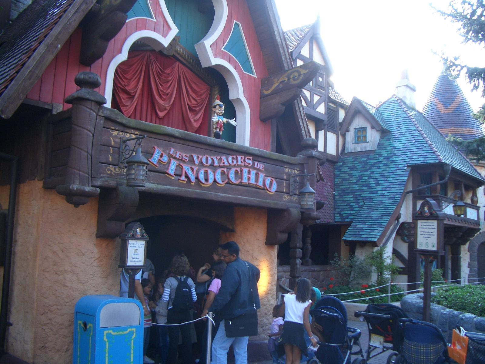 Pinocchios Daring Journey Disney Wiki Wikia