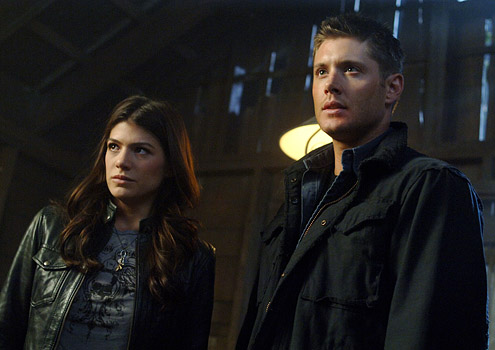 Dean And Ruby Supernatural Scary Just Got Sexy
