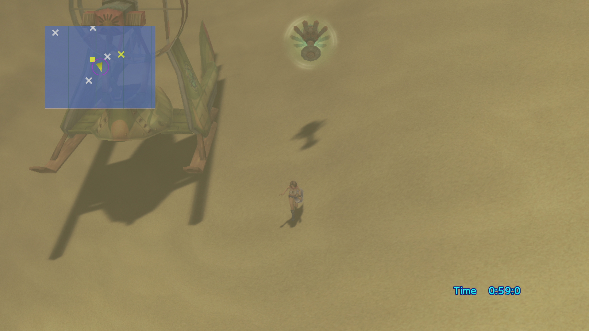 Final Fantasy X-2 - Bikanel Desert Digging FAQ - ign.com
