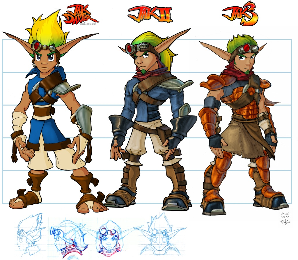 Jak-and-Daxter Wiki