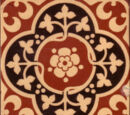 Glazed Encaustic Tiles - Minton & Co