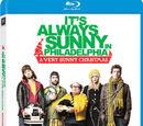 A Very Sunny Christmas Blu-ray