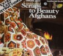 Leisure Arts 163 Scraps to Beauty Afghans