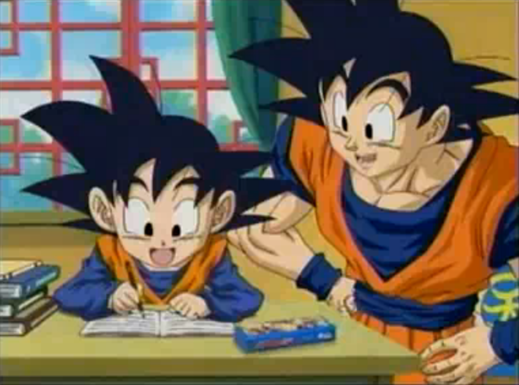 what to do with goten i have a suggestion for him dbz